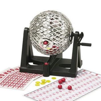 Pressman Deluxe Cage Bingo Game