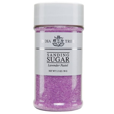 India Tree Sanding Sugar - Lavender Pastel
