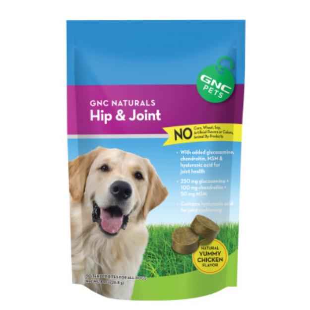 GNC Pets Hip & Joint Dog Supplement