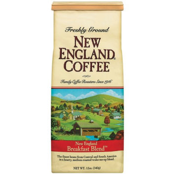 New England Coffee Ground Coffee 12oz