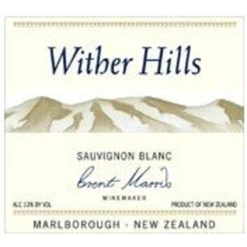 Wither Hills Sauvignon Blanc 2011 750ML