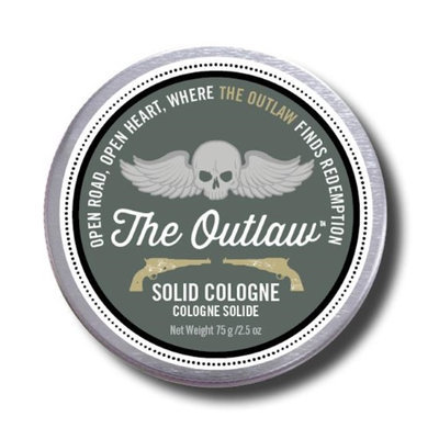 Walton Wood Farm Sitara Collections CCOUT The Outlaw 2.5 oz. Mens Solid Cologne