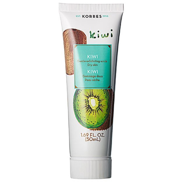 Korres Kiwi Gentle Exfoliating Scrub 1.69 oz