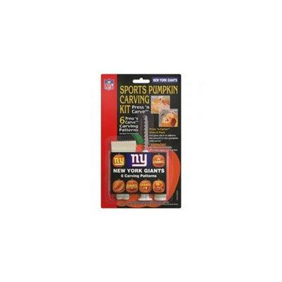 Topper 109872 New York Giants NFL Sports Pumpkin Carving Kit