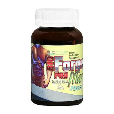 Biotivia BioForge Pro Max Phase II Dietary Supplement Capsules