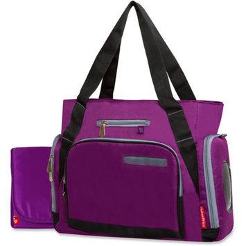 FISHER PRICE Fisher-Price Diaper Bag, Purple/Black