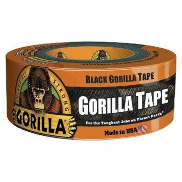 Gorilla Glue 12yd Black Gorilla Tape