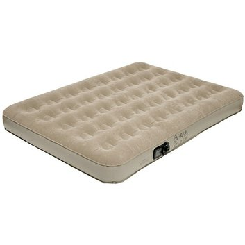 Pure Comfort All-In-One Full Size Air Bed with Built-In Battery Air Pump