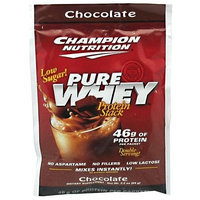 Champion Nutrition Pure Whey Protein 60- 64grm packets (60 Count)