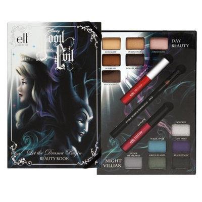 e.l.f. Disney Good vs Evil Let the Drama Begin Beauty Book, 1 set