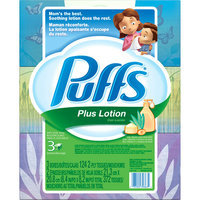 Puffs Facial Tissue