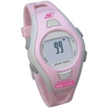 Skechers Classic Strapless Heart Rate Monitor With Calorie Counter - Pink (Ladies)