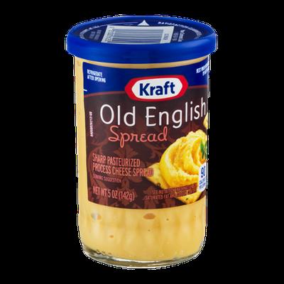 Kraft Old English Spread