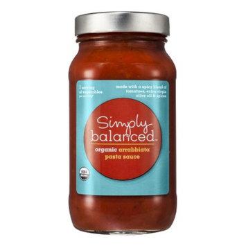 Simply Balanced Organic Arrabiata Pasta Sauce 24 oz
