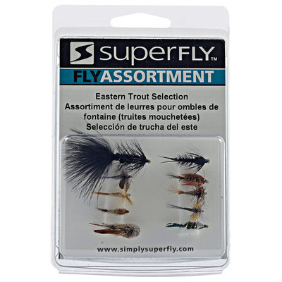 Superfly SuperFly Eastern Trout Assortment