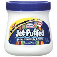 Kraft Jet-Puffed Marshmallow Creme 7 oz