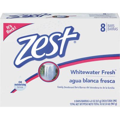 Zest Family Deodorant BarsWhitewater Fresh
