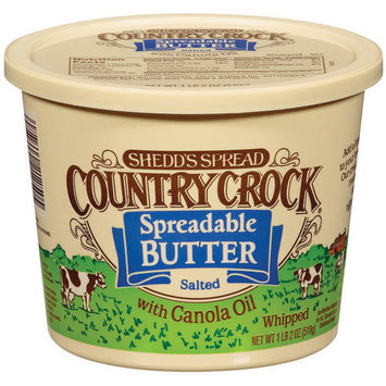 Country Crock® Country Crock Whipped Spreadable Butter With Canola Oil