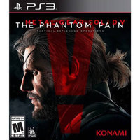 Konami Digital Entertainment METAL GEAR V PHANTOM REP PS3