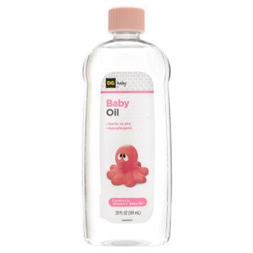 DG Baby Baby Oil - 20 oz