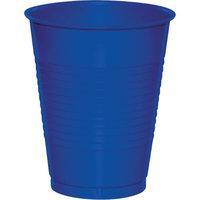Hoffmastergroup Hoffmaster Group 28314781 16 oz. Plastic Cups - Cobalt