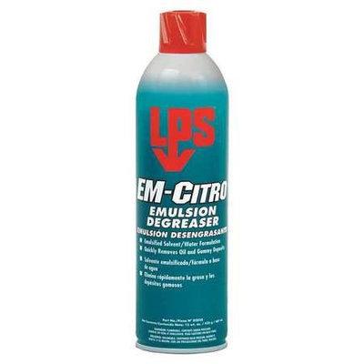 Lps Em-Citro Emulsion Degreaser 20 Oz Can Em Citro:428-02820 - 20 oz can em citro (Set of 12)