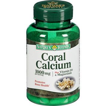 Nature'S Bounty Plus Coral Calcium 1000 mg 120 ct