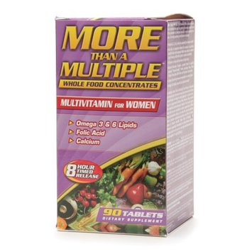 American Health More Than A Multiple Multivitamin for Women