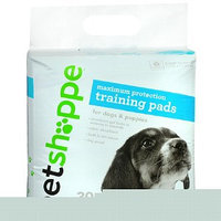 Pet Shoppe Maximum Protection Training Pads for Dogs & Puppies