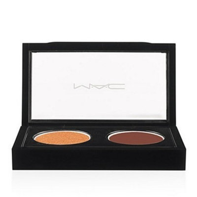 Mac Perfume MAC Eye Shadow Duo, Marche Aux Puces