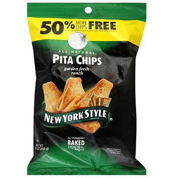 New York Style Garden Fresh Ranch Pita Chips