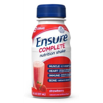 Ensure® Complete Strawberry Nutrition Shake