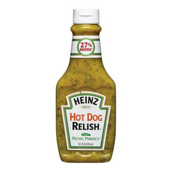 Heinz Hot Dog Relish - 12.7 oz