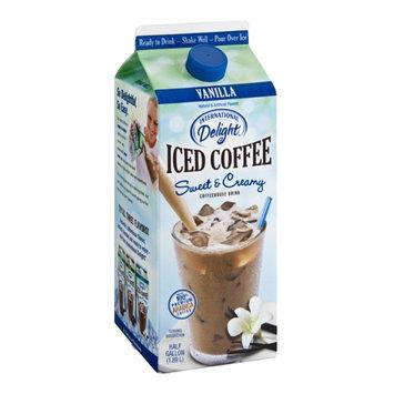 International Delight Sweet & Creamy Vanilla Iced Coffee Drink