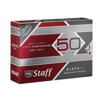 Wilson W/S Staff Fifty Elite Dozen Golf Balls