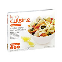 Lean Cuisine Simple Favorites Roasted Chicken with Lemon Pepper Fettuccini