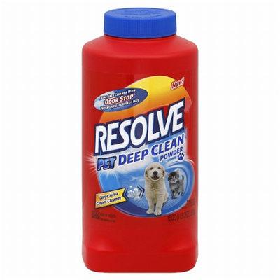 Resolve Pet Deep Clean Powder Large Area Carpet Cleaner