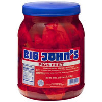 Red Smith Foods Big John's Pigs Feet, 40 oz