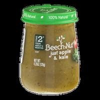 Beech-Nut Stage 2 Just Apple & Kale