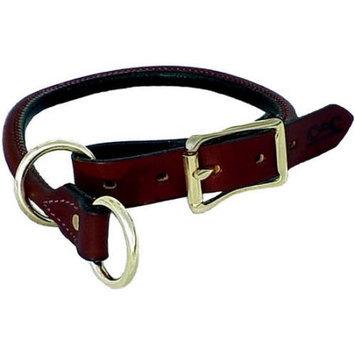 Mendota Products, Inc. Mendota Leather Training Dog Collar 16in x 1in