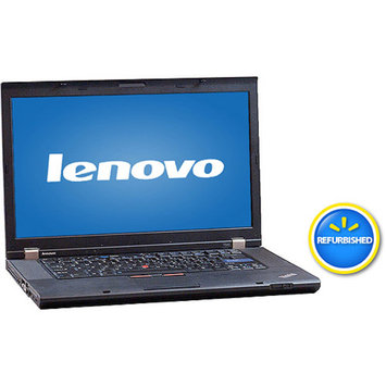 Thinkpad Lenovo Refurbished Black 15.5