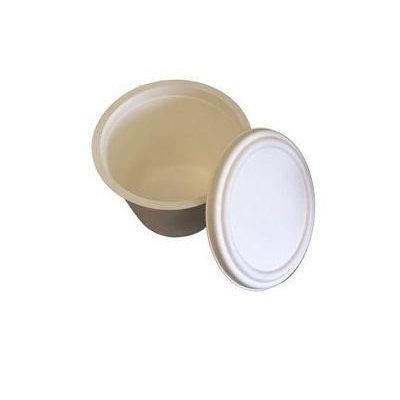 Asean Corporation L026C Lid for 12oz hot soup bowl - 500 pcs