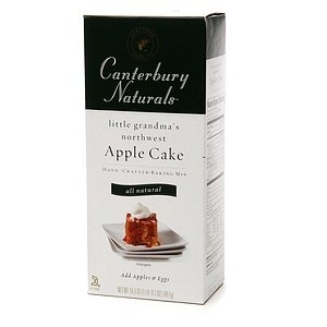 Canterbury Naturals Little Grandma's Northwest Apple Cake