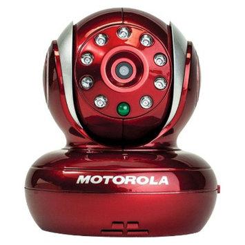 Motorola Blink 1 Wi-Fi Remote Baby Video Monitor - Red