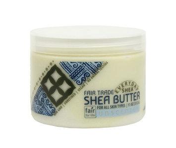 Alaffia - Everyday Shea Fair Trade Shea Butter Unscented - 11 oz.