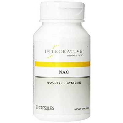 Integrative Therapeutic's Integrative Therapeutics - NAC (N-Acetyl-Cysteine) - 60 caps (Premium Packaging)