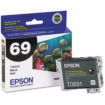 Epson 069120 Black Ink Cartridge