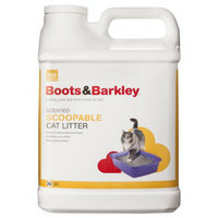 Boots & Barkley Scoopable Cat Litter for Multiple Cats