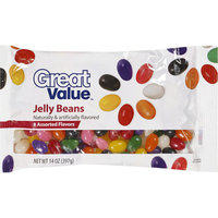 Great Value Assorted Flavors Jelly Beans
