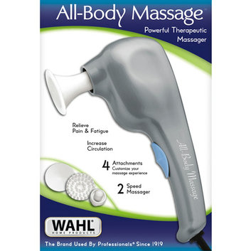 WAHL 4120-600 Corded Hand-Held All Body Massager